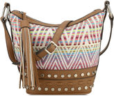 Nine West Festival Mini Bucket Bag