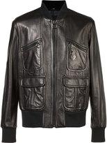 Neil Barrett zipped jacket