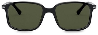 Persol 53MM Rectangular Sunglasses