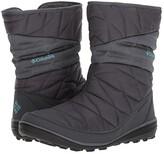 Columbia Heavenly Slip II Omni-Heat (Graphite/Canyon Blue) Women's Shoes