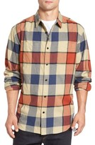 Imperial Motion Men's 'Hanson' Check Flannel Shirt