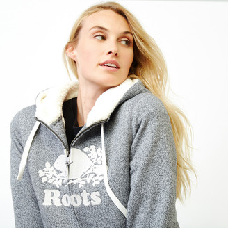 Roots Sherpa-lined Hoody