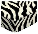 Camilla And Marc SheetWorld Round Crib Sheets - Zebra - Made In USA - 106.7 cm (42 inches)