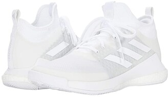 adidas Crazyflight Mid (Footwear White/Footwear White/Footwear White) Women's Shoes
