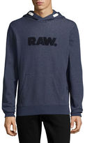 G-Star Raw Chenille Logo Hoodie Shirt