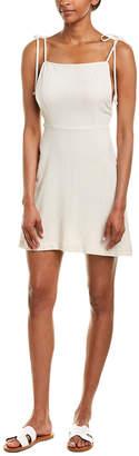 Rachel Pally Coco Linen-Blend A-Line Dress