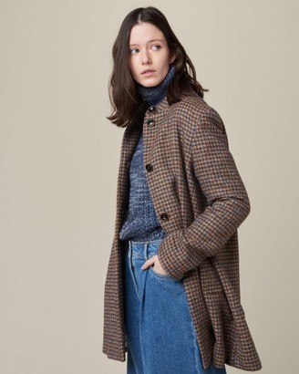 Sessun Suzy Bluefox Womens Coat - X-Small   Bluefox