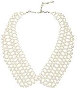 Topshop Peter Pan Pearl Collar