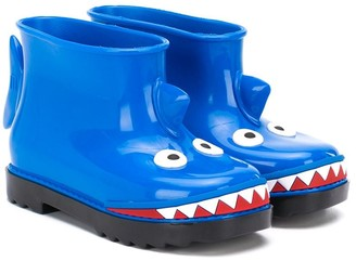 Mini Melissa Under The Sea rain boots