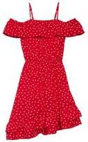 Bardot Junior Cassie Cold Shoulder Dress