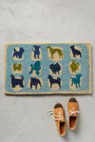 Anthropologie Noble Dog Doormat