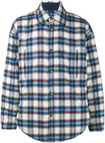 Balenciaga plaid jacket - men - Cotton/Polyester/Cupro - 44