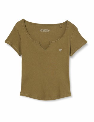 GUESS Women's Ss Diana Top T-Shirt