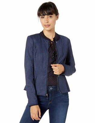 Tommy Hilfiger Women's Zip Front Jacket