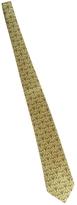 Hermes 100% silk necktie