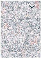 CHARLOTTE JANVIER A3 Forest Poster