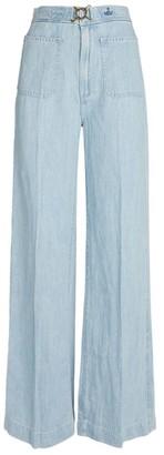 Ralph Lauren Wide-Leg Jeans