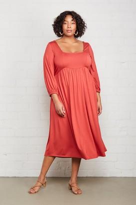 Warehouse Raphaela Dress - Plus Size