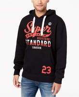 Superdry Men's Standard Graphic-Print Hoodie