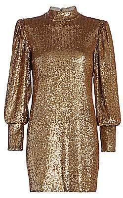 A.L.C. Women's Christy Sequin Mini Dress