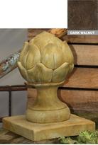 Artichoke Finial Statue