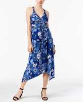 INC International Concepts Petite Floral-Print Dress, Created for Macy's