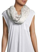 Saks Fifth Avenue Infinity Ombre Knit Earth Scarf