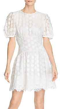 Keepsake Wildfire Mini Dress