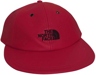 Supreme X The North Face Red Leather Hats & pull on hats