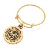 Alex and Ani PATH OF LIFE Expandable Wire Ring