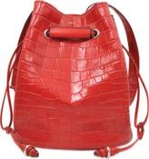 Lancel Le Huit S Bucket Bag