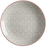 Maxwell & Williams Boho Plate Batik Grey 27cm