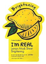 Charlotte Russe TONYMOLY Brightening Lemon Face Mask