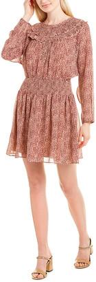 Joie Liliana Silk Mini Dress
