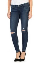 Paige Women's Transcend Verdugo Ripped Ankle Skinny Jeans