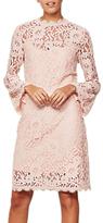 Mint Velvet Lace Shift Dress