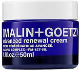 Malin+Goetz Advanced Renewal Cream.