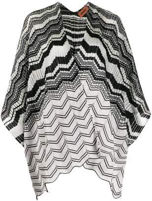 Missoni shawl style cardigan
