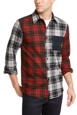 Pendleton Men's Mixed Plaid Tartan Shirt