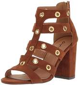 Qupid Women's Chester-19 Gladiator Sandal