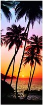 Ideal Decor Brewster Sunny Palms Wall Mural