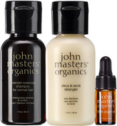John Masters Organics Super Natural Sample Collection