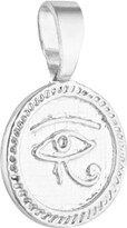 Thumbnail for your product : Eye Of Ra Pendant Silver