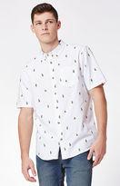 Vans Houer Short Sleeve Button Up Shirt