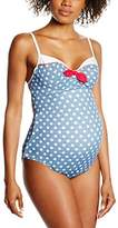 Cache Coeur Women's Marilyn Maternity Swimsuit,(Manufacturer Size:34C/D)