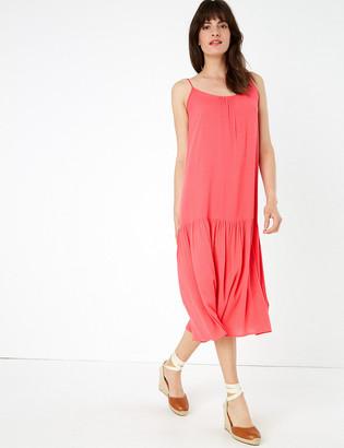 Marks and Spencer Midi Slip Dress