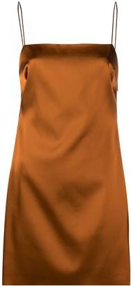 GAUGE81 Spaghetti-Strap Mini Dress