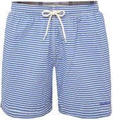 Barbour Men's Stripe Logo Swim Shorts