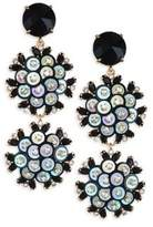 Kate Spade Triple Drop Pave Earring