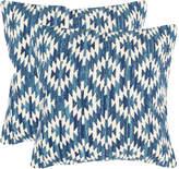 Safavieh Navajo Set Of Two Decorative Pillows